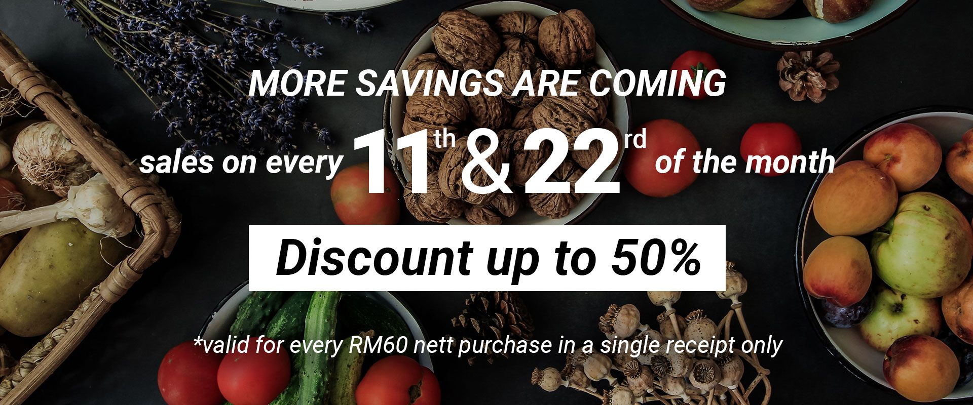 More Savings Are Coming